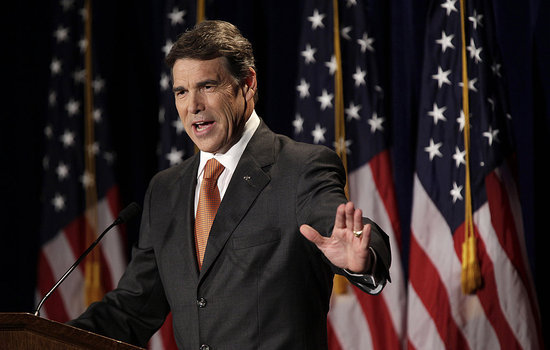 Rick Perry's Stance on HPV Vaccine