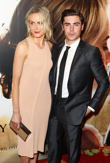 Zac Efron and Taylor Schilling Bring Their Lucky One to Melbourne