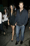 Matthew McConaughey Steps Out With Sexy Camila on the Eve of Big TV News