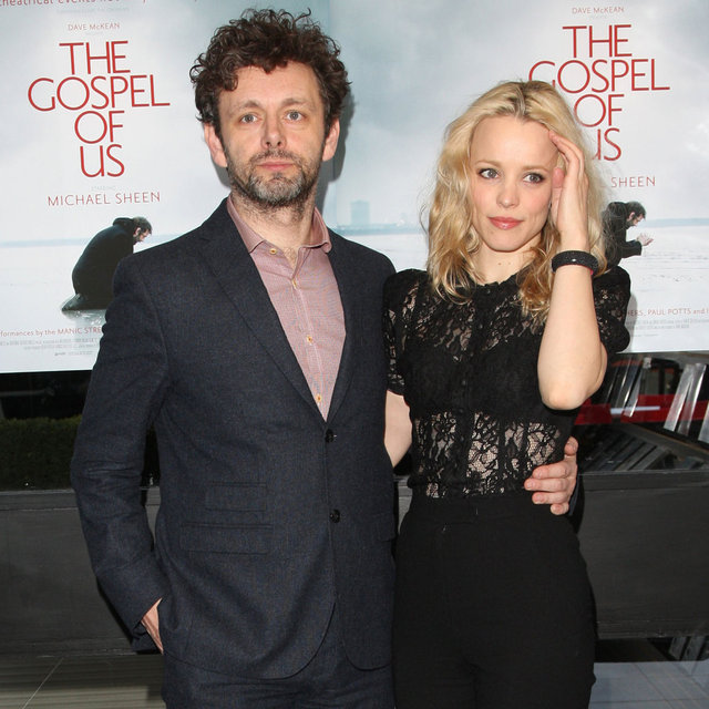 Rachel McAdams and Michael Sheen The Gospel of Us Pictures