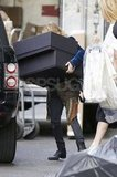 Mary-Kate Olsen loaded some boxes into the car that was waiting for her in NYC.