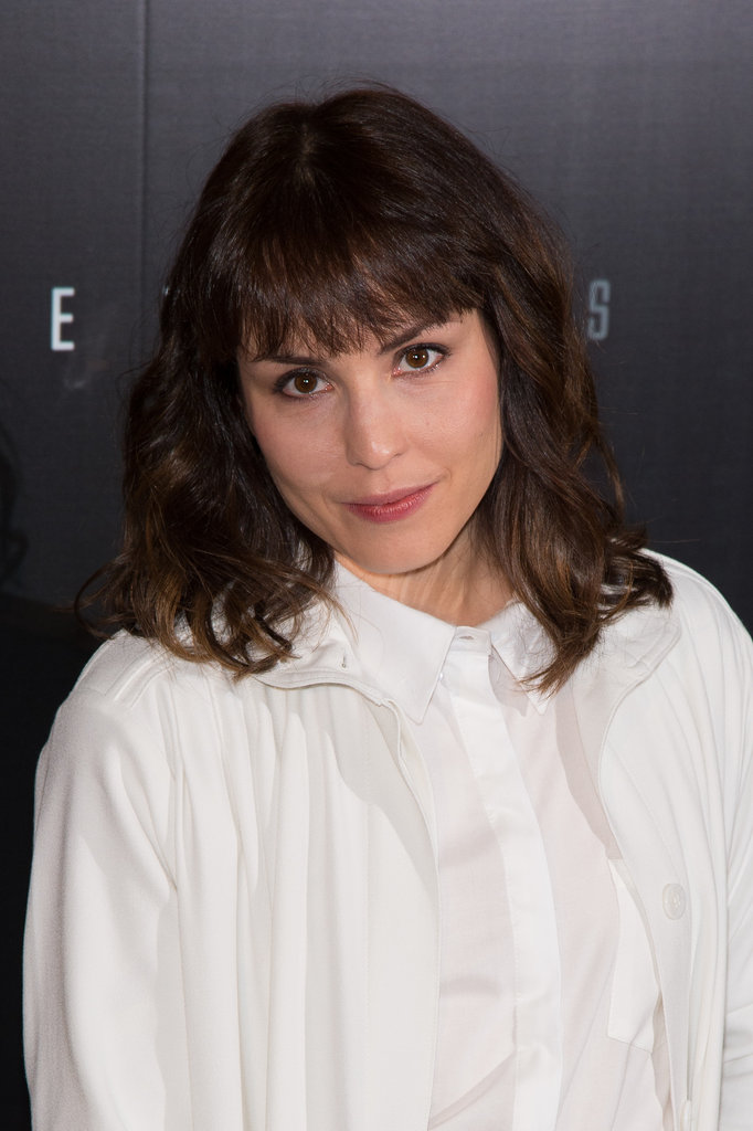 Noomi Rapace attended the Prometheus premiere in Paris.