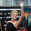 Scarlett Johansson Pictures on The Avengers Red Carpet LA