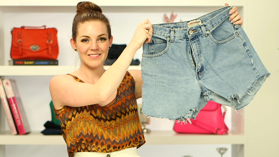 DIY: Learn to Make the Perfect Cut-Off Shorts