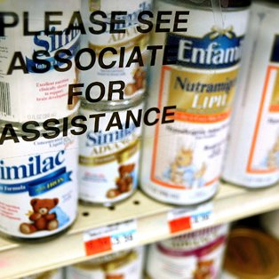 Lil Links: Hospitals May Put a Ban on Distributing Formula Samples