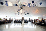 Eco Wedding Chandelier