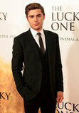 Zac Efron suited up for the Adelaide premiere.