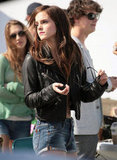 Emma Watson Flaunts Her Abs and a Big Back Tattoo For The Bling Ring