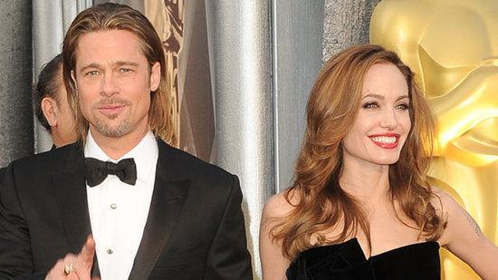 Video: Brad Pitt and Angelina Jolie Are Engaged — Hear Their Quotes on Marriage Through the Years