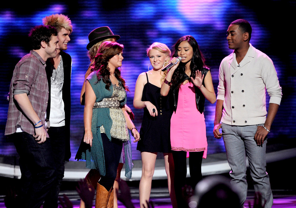 American Idol's J Lo, Steven, and Randy Use Their Wild Card to Save Jessica Sanchez From Elimination
