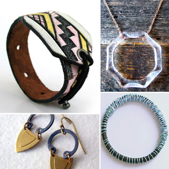 25 eco jewelry finds from Etsy's most sustainable shops and their all under $25.