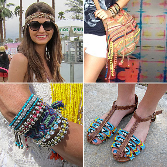 Fashion At Coachella Music Festival