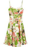 The Flirty Floral Dress