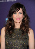 Kristen Wiig looked stunning on the red carpet.
