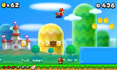 New Super Mario Bros. 2 Launching in August