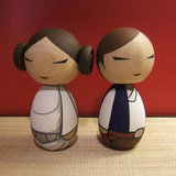 Star Wars Cake Toppers For a Wedding Day Long Remembered