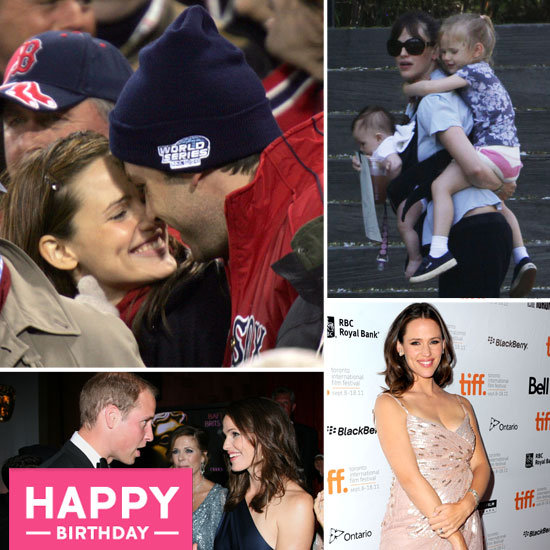 Jennifer Garner Turns 40 Today! See Her Happiest Moments