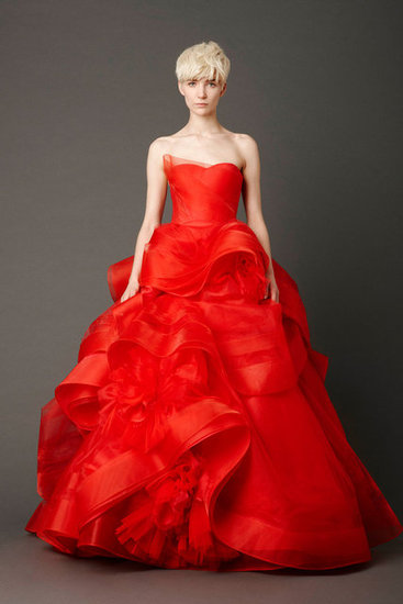 Vera Wang Spring 2013 Bridal Collection