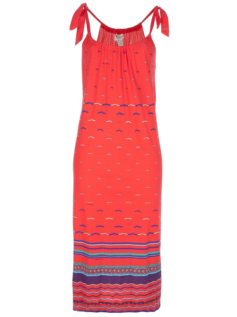 This pretty sundress makes us think of sunshine and margaritas.  Oleg Cassini Vintage Sleeveless Dress ($249)