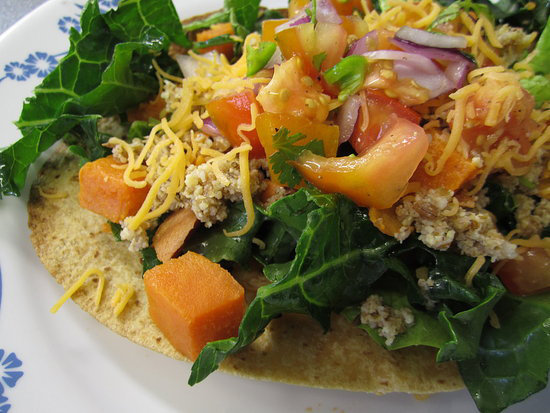 Vegetarian Taco Salad