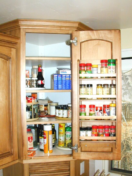 Kitchen Cabinet Spice Storage Pics Photos Spice Racks For Kitchen