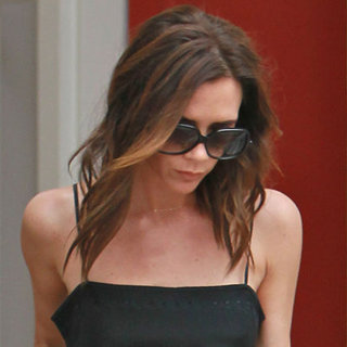 Victoria Beckham Hairstyles on Her Birthday