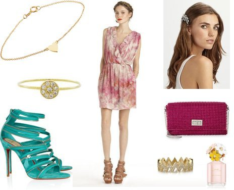 Fab Stylist Challenge: Best Dressed Wedding Guest