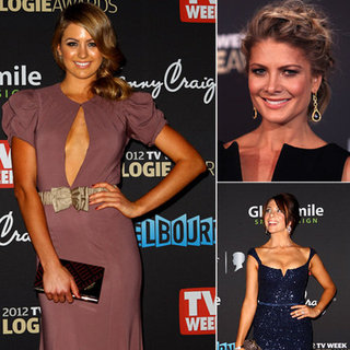 Belts, Bracelets and Bags: The Very Best Accessories From the 2012 Logie Awards