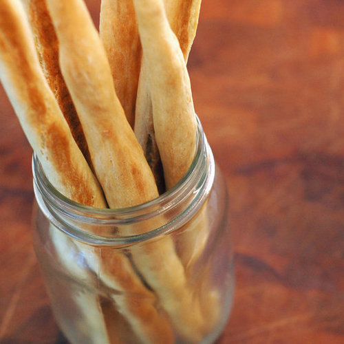Crunchy Piedmontese Breadsticks