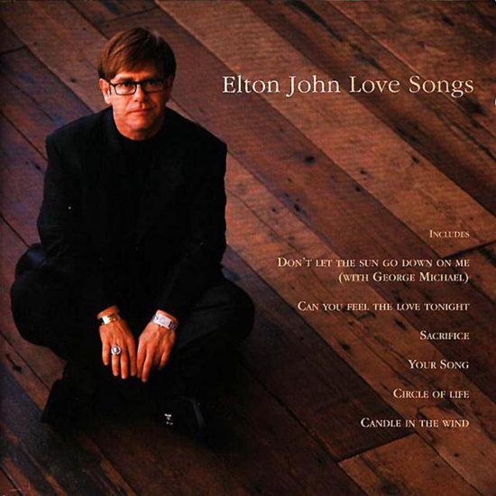 """""""Blessed"""" by Elton John"""
