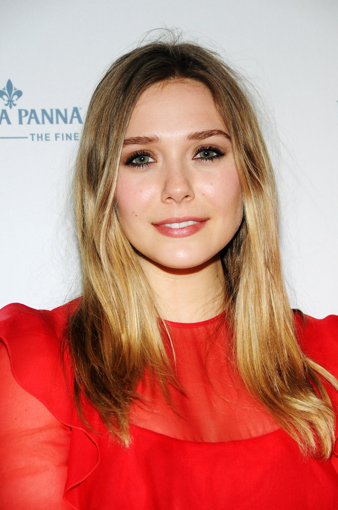 Elizabeth Olsen attended the Grand Chefs Dinner in NYC.