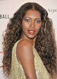Jessica White made an appearance at the 2012 Tribeca Ball.