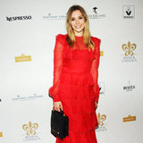 Elizabeth Olsen Pictures at Grand Chefs Dinner