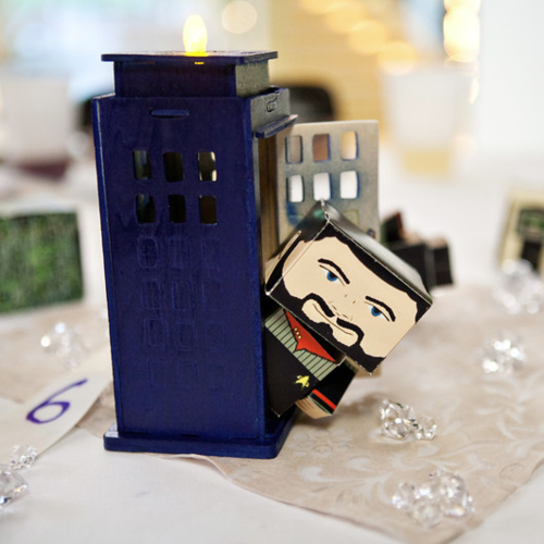 Geeky Wedding Ideas