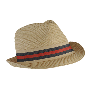This dapper topper lends that nonchalance, that cool factor to jeans and tees, dresses or skirts.  Forever 21 Stripe Band Fedora ($11)