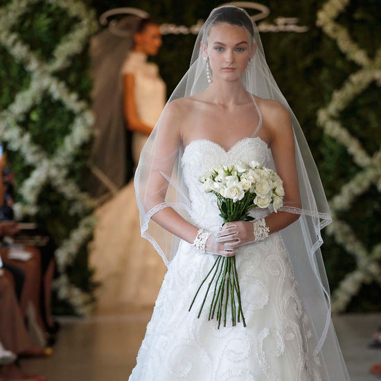 Runway Round Up: The Best Wedding Dresses from Bridal Fashion Week