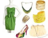 Fab Stylist Challenge: Very Summer Wedding Guest Dress