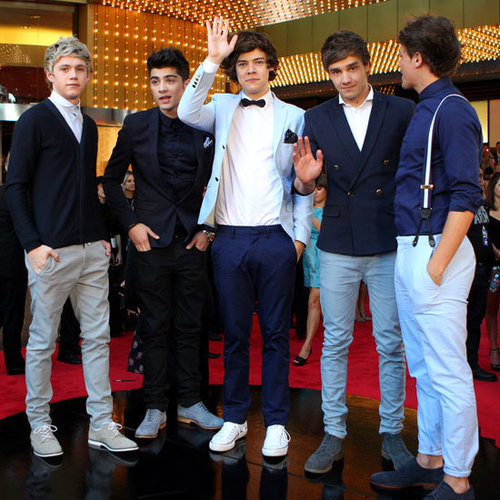 Style Crushing On One Direction's Liam Payne, Zayn Malik, Niall Horan, Louis Tomlinson & Harry Styles: Stalk Their Style!