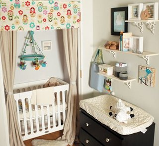 Nurseries in Closets