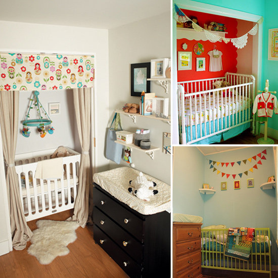 A Crib in a Closet: 7 Ways to Make It Work