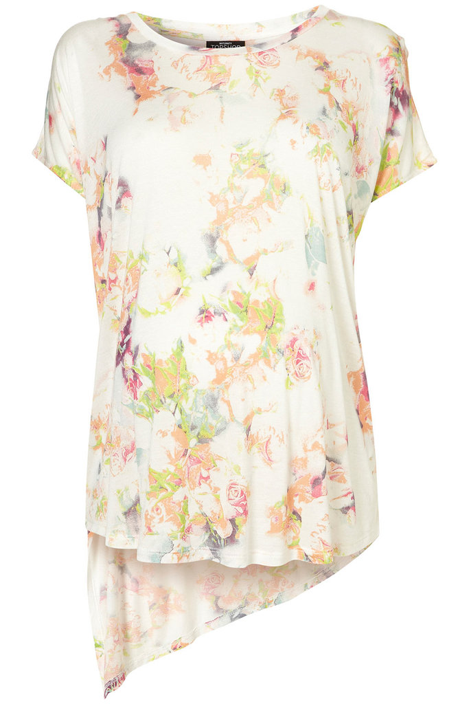 Topshop Maternity Floral Tee ($56)
