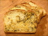Orange &amp; Lemon Thyme Bread