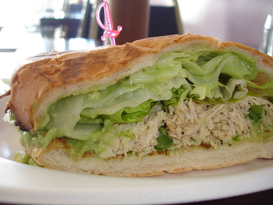 Super Chicken Torta
