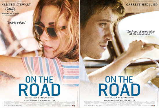See Kristen Stewart and the Rest of the On the Road Cast in Character Posters
