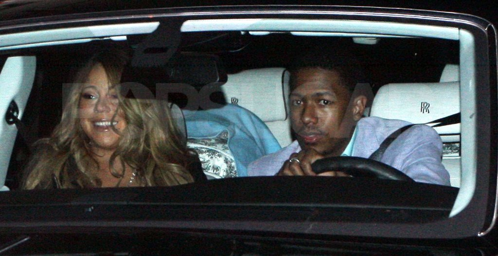 Nick Cannon and Mariah Carey looked overjoyed to bring their newborn twins, Moroccan Cannon and Monroe Cannon, home from the hospital in LA.