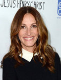 Julia Roberts looked stunning as ever at the event held in Hollywood.
