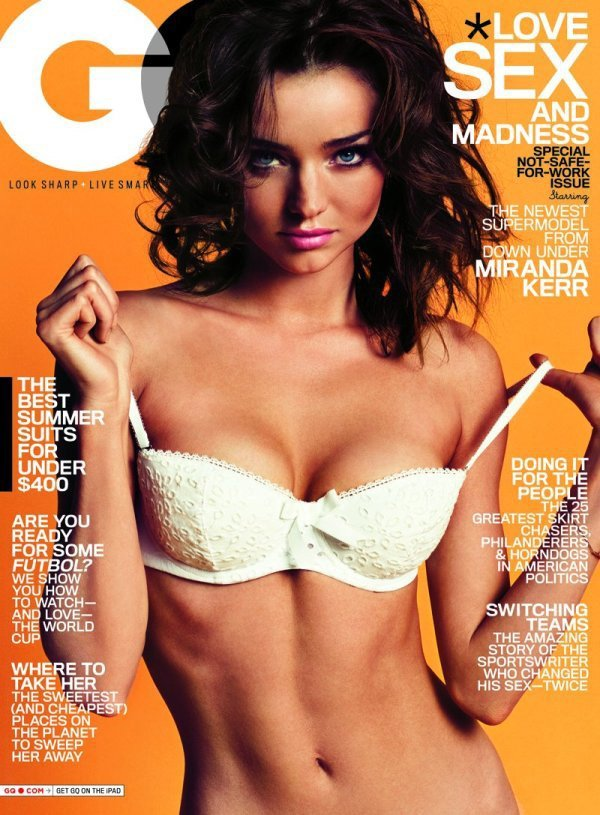 GQ Magazine, June 2010
