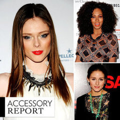 Coco Rocha, Gwyneth Paltrow, Olivia Palermo and More Celebrities Wear Tribal Necklaces: Shop the Trend!