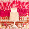 Pink Ruffle Baby Shower