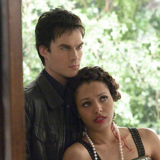 "The Vampire Diaries Pictures From ""Before Sunset"""